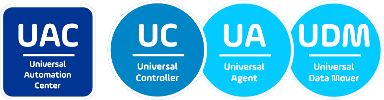 Universal Automation Center Software Logo