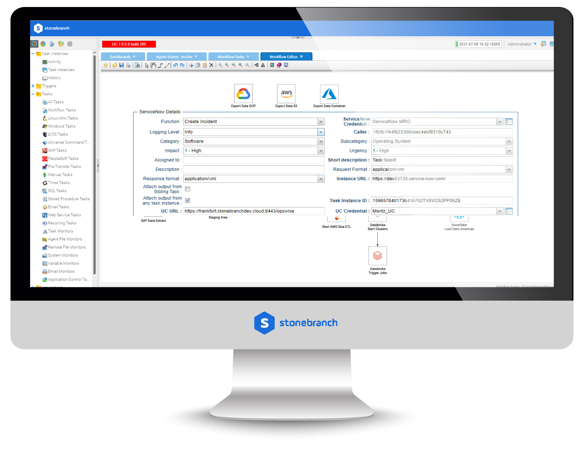 ServiceNow: Create Tickets and Change Requests